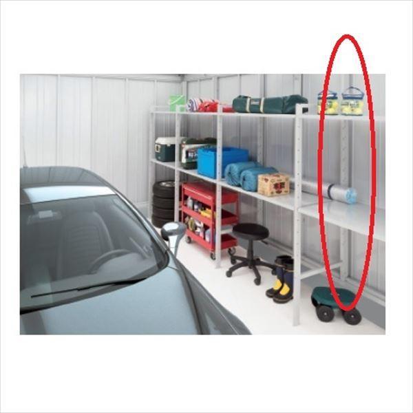 イナバ物置オプションガレーディア(GRN)用棚板棚支柱用ベース梱包番号H8-3989