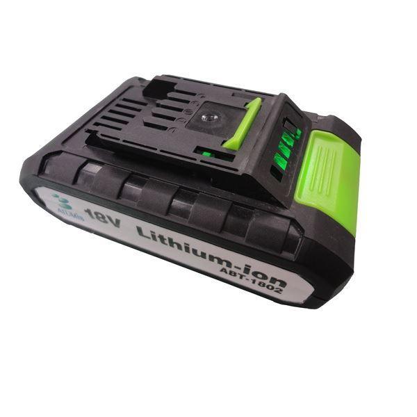 アルミス  充電式家庭用草刈機  交換用バッテリー    ABT-1802
