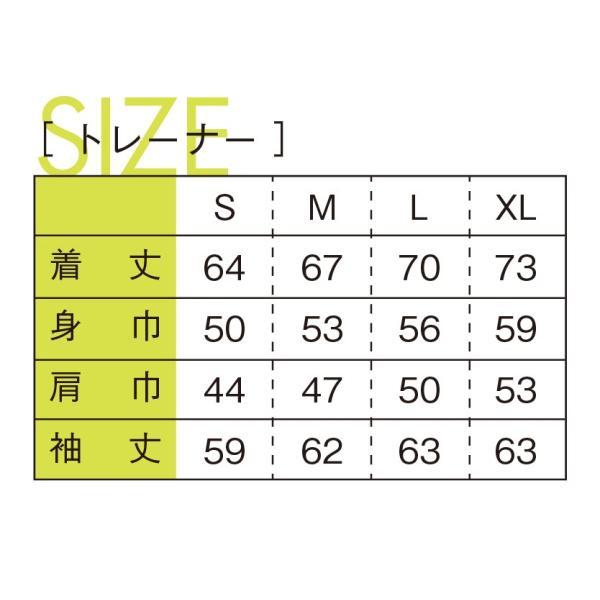 山菜図鑑トレーナー グレー|kiru-sansai|03