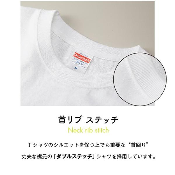 山菜図鑑Tシャツ 白 kiru-sansai 03