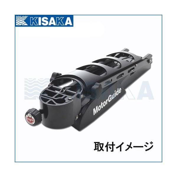 トローリングモーターロック モーターガイド 3/8インチノブネジ用 771021 【あすつく対応】|kisaka-direct|02