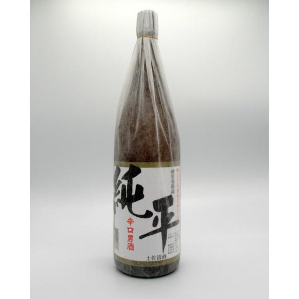 日本酒 特別本醸造 辛口男酒 純平 1800ml 西岡酒造 久礼 高知県 ポイント消化 おすすめ|kisaki-syuka
