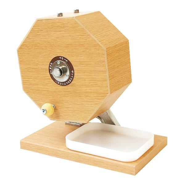 ガラガラ 抽選機 木製 ガラポン抽選器 300球用(1台)-B6O1{ 幼稚園 夏 ...