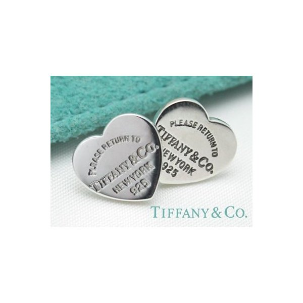TIFFANY&CO. (ティファニー)リターントゥハートピアス(ミニ) 並行輸入品 スターリングシルバー