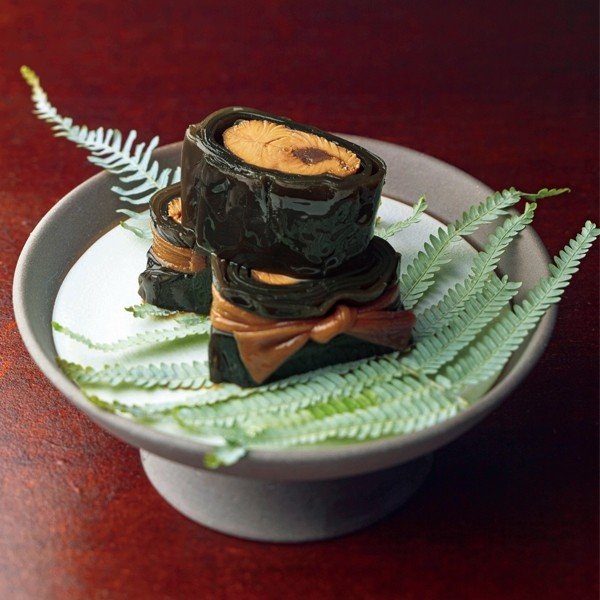 ビワマスの昆布巻きギフトセット 2本入り 琵琶湖産 ギフト 贈り物 びわます 琵琶鱒|kitabiwako