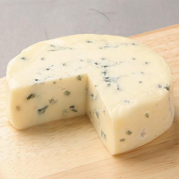 ブルーチーズはやきた 北海道 100g チーズコンテスト受賞の高級本格派チーズ 夢民舎