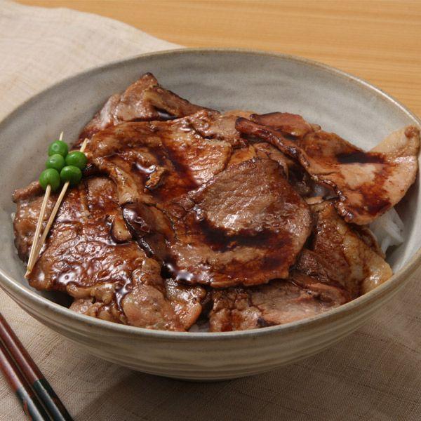 帯広名物ぶた八の豚丼の具6食入 送料無料|kitanohako