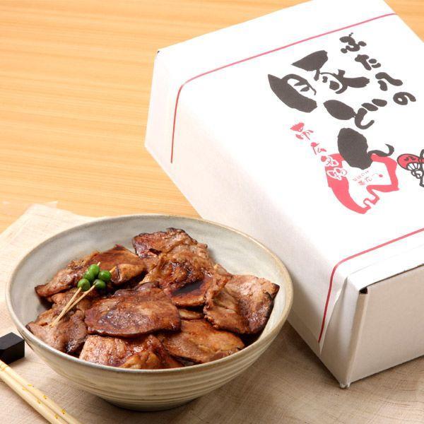 帯広名物ぶた八の豚丼の具6食入 送料無料|kitanohako|02