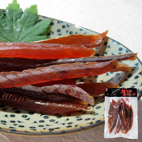 江戸屋 鮭とばスティック111g