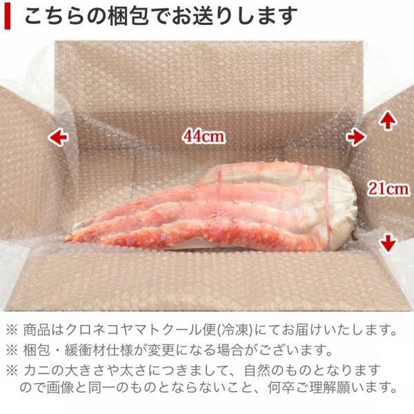 かに カニ 蟹  タラバガニ 脚 大 1kg お取り寄せ 夏カニ|kitauroko|03