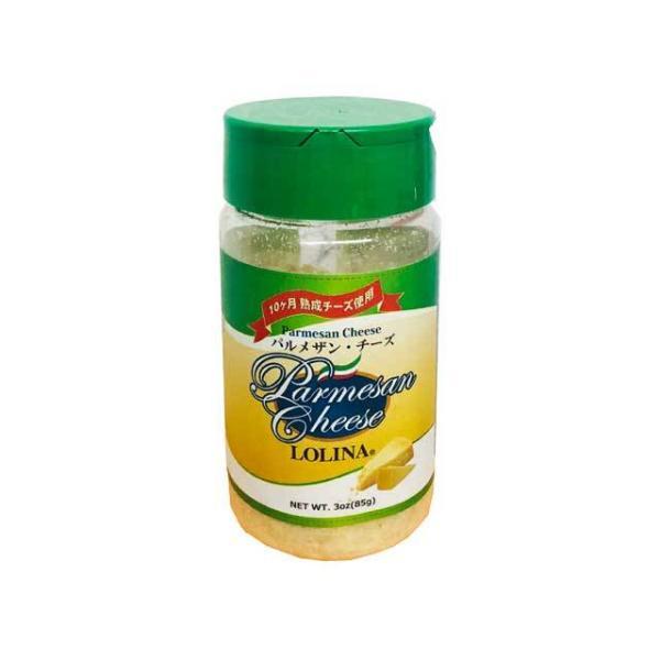 ロリーナ パルメザンチーズ 85g 粉チーズ パウダー 輸入食品