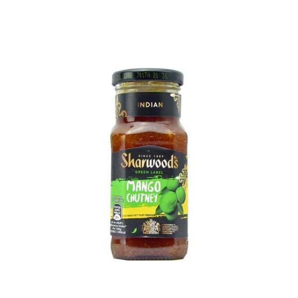シェアウッド マンゴチャツネ 輸入食品