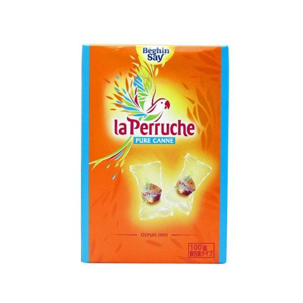 ラ・ペルーシュ ブラウン シュガー 100g 個包装(16個入り) 輸入食品
