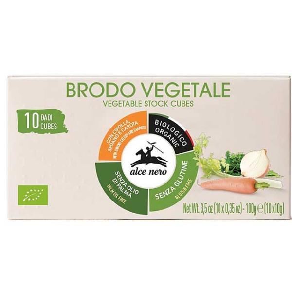 アルチェネロ 野菜ブイヨン・キューブタイプ 輸入食品