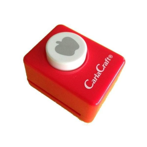 Carla Craft(カーラクラフト) クラフトパンチ(小) リンゴ CP-1 4100667