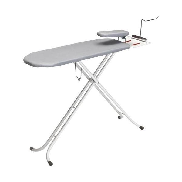 スタンドタイプ 仕上馬付 アイロン台(ハンガーフック付) NSB-5HF 床 スタンド式 椅子