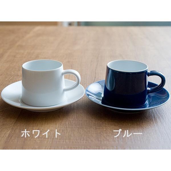 白山陶器 M型 カップ&ソーサー 【 HAKUSAN 和食器 森正洋デザイン 】|kitchen|02