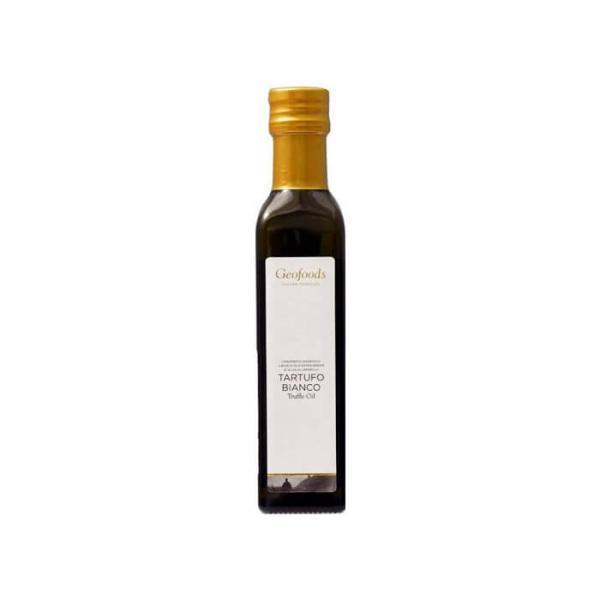 ジオフーズ 白トリュフ オイル 250ml イタリア オリーブ油 オリーブオイル【ご注文後のキャンセル・返品・交換不可】