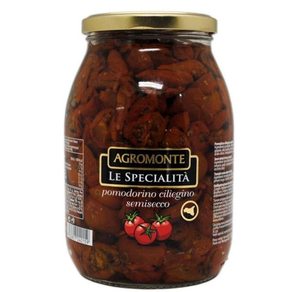 アグロモンテ・セミドライチェリートマトオイル漬け 1kg