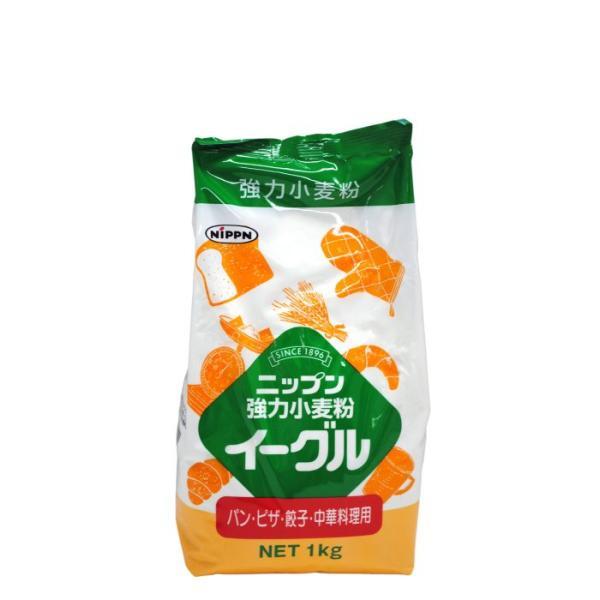 日本製粉 強力粉 イーグル 1kg