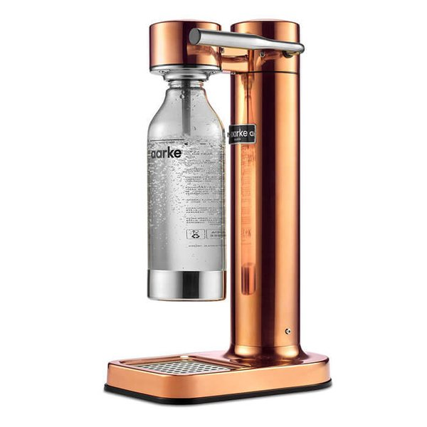 aarke カーボネーター2 コッパー アールケ  AARKE Carbonator II カーボネーターII ソーダストリームガスシリンダー対応 製炭酸水サーバー ソーダマシン