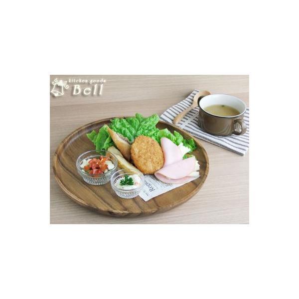 木製アカシアプレート 丸型 φ30cm |kitchengoods-bell|02