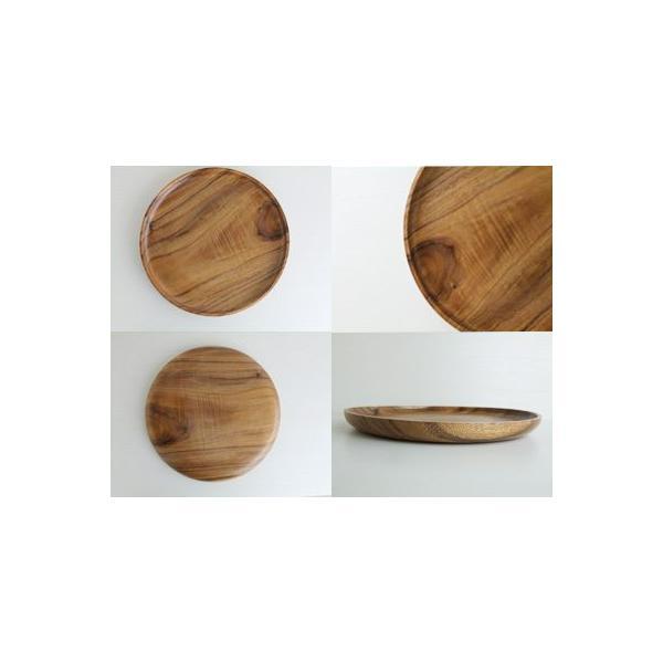 木製アカシアプレート 丸型 φ30cm |kitchengoods-bell|03