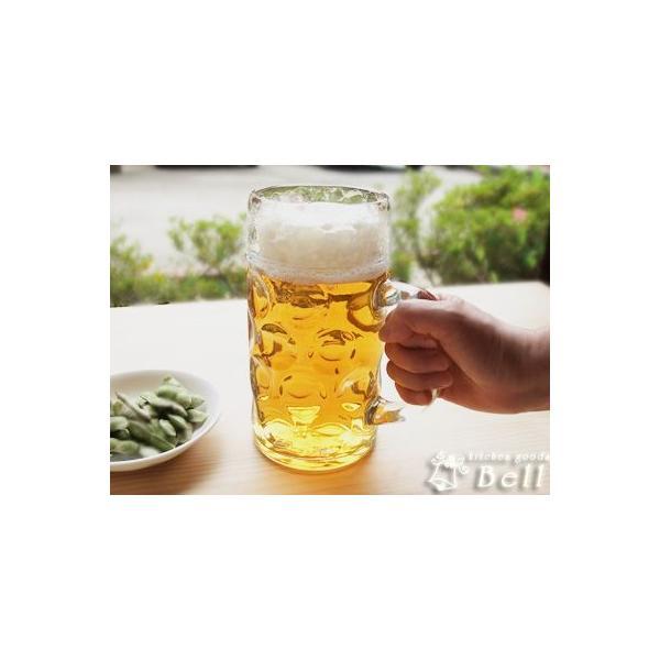 ビックなビールジョッキ(1000ml)|kitchengoods-bell|02