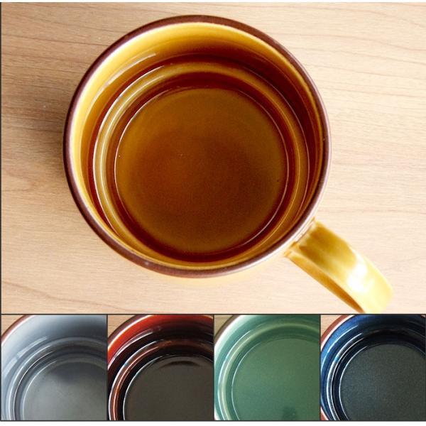 マグカップ マグ soragama 宙窯 スタッキングマグ スタッキング 美濃焼 カフェ食器 北欧 おしゃれ みのさらら|kitchengoods-bell|03