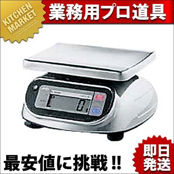 A&D 防水防塵 デジタルはかり SL-5000WP 5000g(キッチンスケール)(計量器・はかり・ハカリ・秤・量り・デジタル)