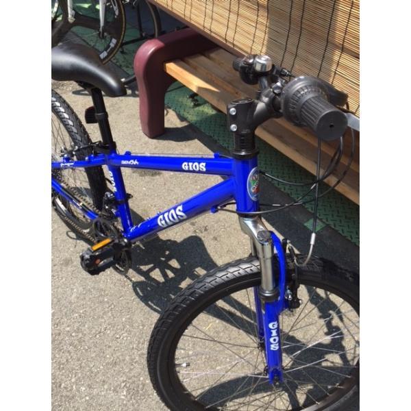 GIOS 子供用自転車 GENOVA  22インチ 子供用とは思えないシンプルでカッコいいデザイン |kiuchi