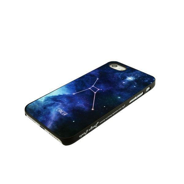 Dparks iPhone 8 / 7 Twinkle Case Black かに座 kiwami-honpo 04