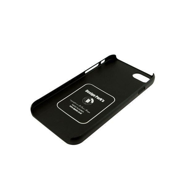 Dparks iPhone 8 / 7 Twinkle Case Black かに座 kiwami-honpo 05