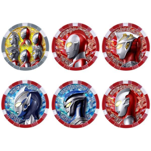 ウルトラマンZ DXウルトラメダル ウルトラレジェンドセットEX04