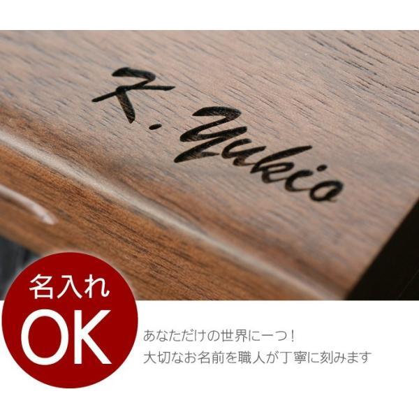 シガレットケース 名入れ プレゼント 名前入り ギフト 木製シガレットケース 入れ ケース 誕生日 記念日 男性 喫煙具 kizamu 04