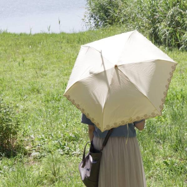 折りたたみ 日傘 おしゃれ 誕生日 プレゼント 女性 名入れ 名前入り ギフト 晴雨兼用 傘 フラワー 折りたたみ傘 軽量 レディース 20代 30代 40代 50代|kizamu|02