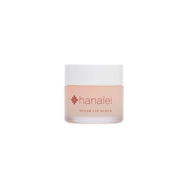 Hanalei(ハナレイ)リップスクラブ (22g)  US Maui Sugar Lip Scrub with Kukui Nut Oil by Hanalei Beauty Company (Cruelty-free) Net Weight 22g|kizashi