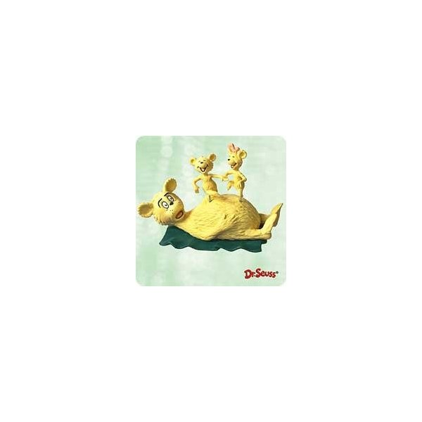 Dr Seuss # 5   Hop On Pop 2003ホールマークOrnament qx8179|kizo-air