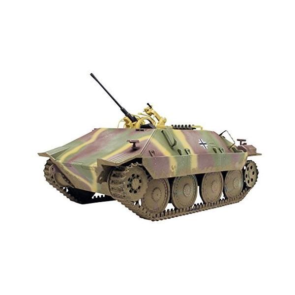 プラッツ 1/35 第二次世界大戦 ドイツ軍 駆逐戦車 38(t)2cm対空機関砲 Flak38搭載型 プラモデル DR6399|kizo-air