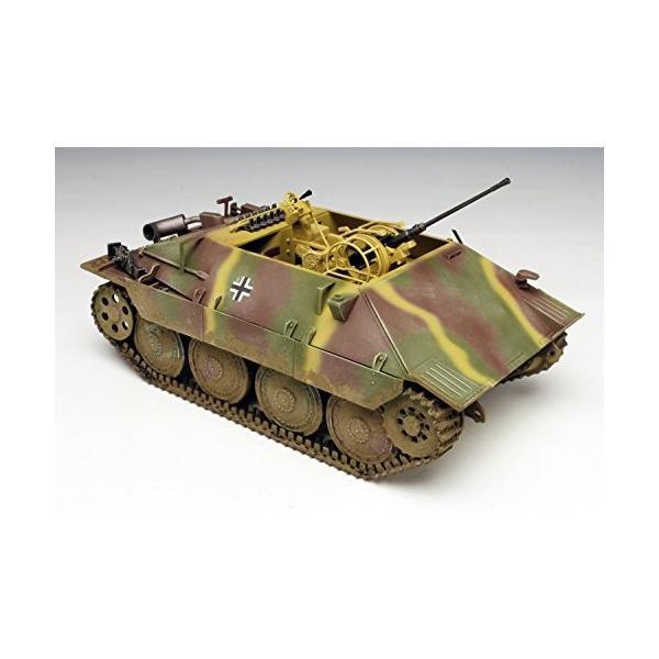 プラッツ 1/35 第二次世界大戦 ドイツ軍 駆逐戦車 38(t)2cm対空機関砲 Flak38搭載型 プラモデル DR6399|kizo-air|04