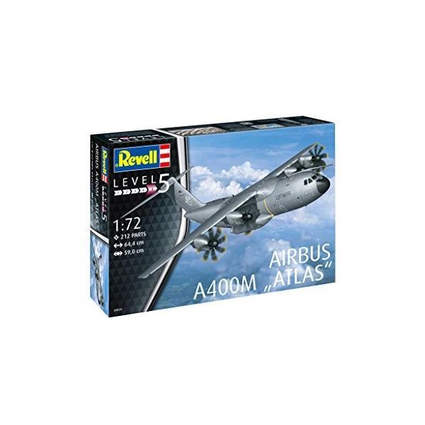 ドイツレベル 1/72 エアバス A400M ルフトヴァッフェ プラモデル 03929 kizo-air 03