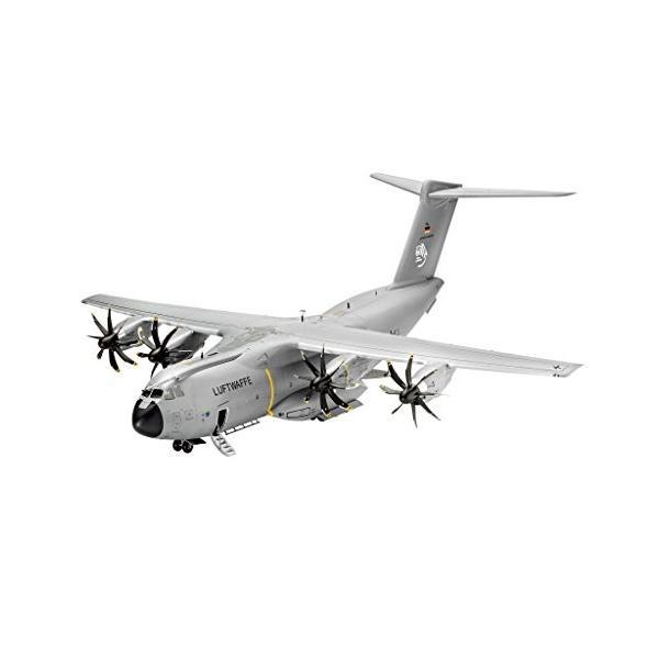 ドイツレベル 1/72 エアバス A400M ルフトヴァッフェ プラモデル 03929 kizo-air 04