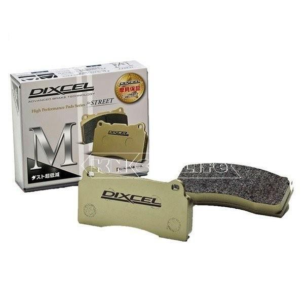 ブレーキパッド 低ダスト PORSCHE ポルシェ (970) パナメーラ Turbo 4.8 970CWBA DIXCEL M Type 1519496 フロント|kn-carlife