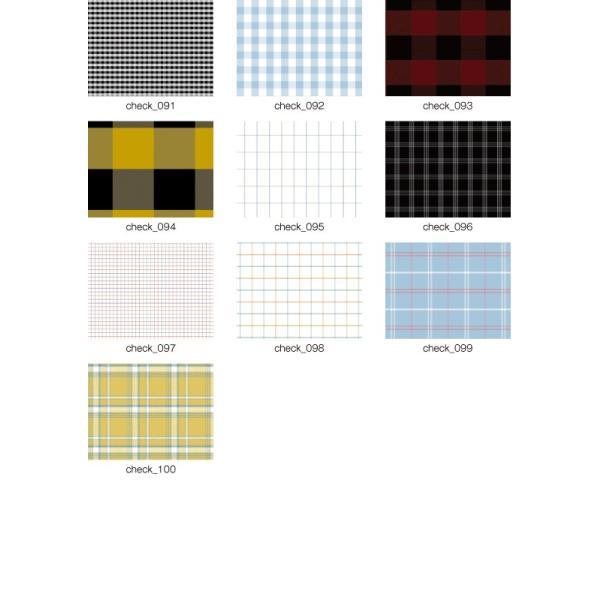 「チェック100種」クラッシュベロア キラキラプリント(1mカット全面プリント)ニット生地 衣装生地|knit-yamanokko|08