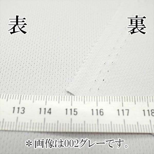 ニット生地 セオアルファUV エコ・トーヤコ ホワイト「UVケア、スポーツ向け」UPF50+|knit-yamanokko|02