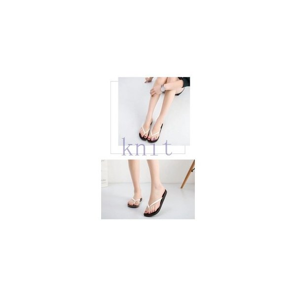 ビーチサンダルレディース 美脚 サンダル ミュール スリッパ 海 リゾート 靴 シューズ 海水浴 トングサンダル 旅行 シンプルJYYC-AL410