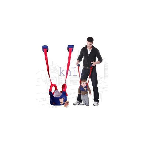 ベビーウォーカー 歩行練習 幼児 子供 迷子紐 子供 幼児 安全 お散歩 迷子 飛び出し防止 安全ベルト ハーネス 補助帯JZAH4-AL403|knit|04