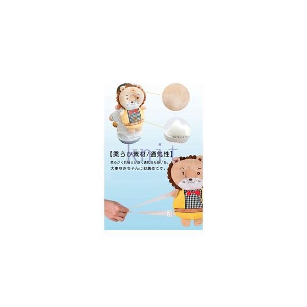 赤ちゃん ベビー 頭 保護 転倒防止 セーフティー リュック 歩行練習 保護 子供 幼児 安全 可愛いJZAH4-AL412|knit|03