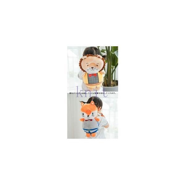 赤ちゃん ベビー 頭 保護 転倒防止 セーフティー リュック 歩行練習 保護 子供 幼児 安全 可愛いJZAH4-AL412|knit|08