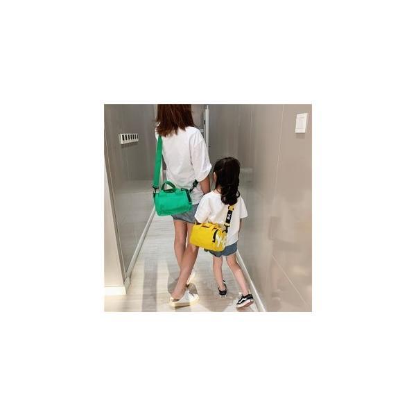 ショルダーバッグ2WAYレディースバックパックリュックキッズ女の子幼児リュックサックかばん軽いお出かけミニバッグ遠足軽|knit|03